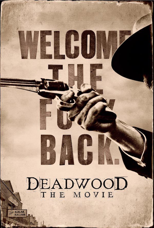 Deadwood: The Movie [2019] [DVDR] [NTSC] [Latino]