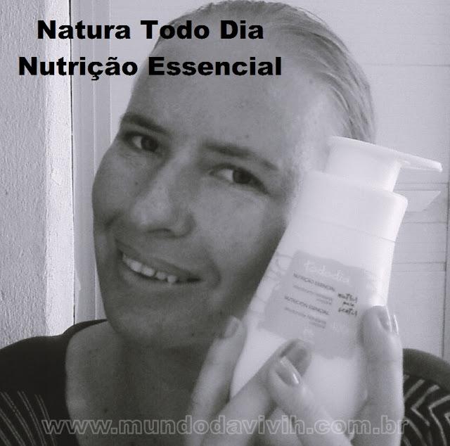 Resenha Natura Todo dia - Nutrição Essencial de Algodão