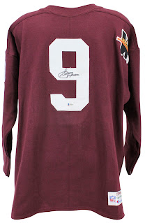 Washington Redskins Sonny Jurgensen Champion Throwbacks jersey