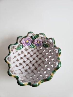 Floral Vase Etsy Nicethingstime