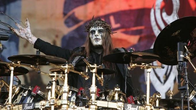 Slipknot emite comunicado y vídeo tributo a Joey Jordison