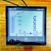 Jual Analizador Circutor Cvm-c10-Itf-485-Ict2 Harga Murah