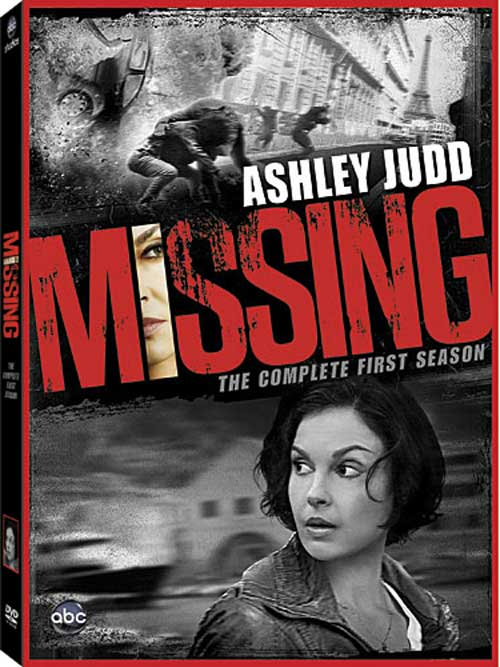 Double O Section: Upcoming Spy DVDs: Missing (2012)