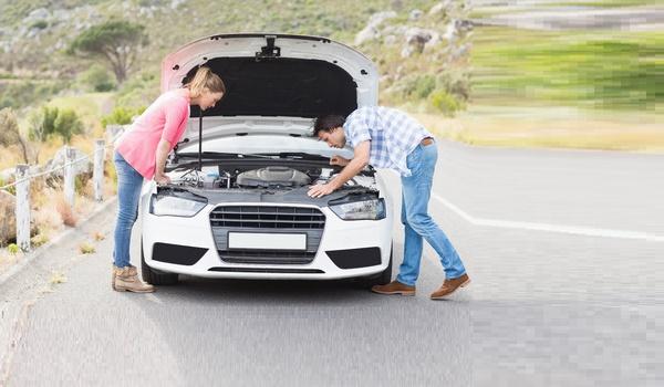 اصلاح السيارة دون ميكانيكي