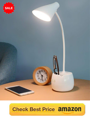 Best LED Table Lamp For Study | Bright and Stylish