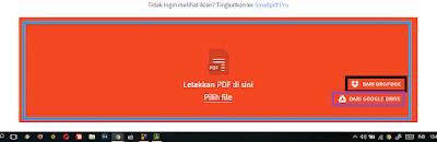 3 Cara Kompres/Mengurangi Ukuran File PDF Offline dan Online Secara Mudah