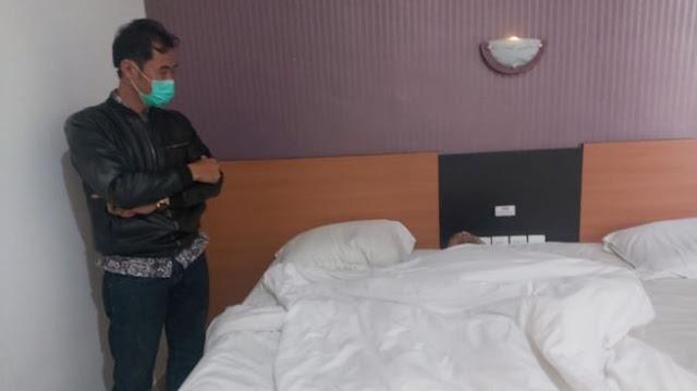 Fakta Baru Kematian Ketua DPRD Lebak, Ternyata Check In dengan Cewek Muda