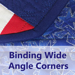 binding tutorial-quilt tutorial-binding wide angles-binding corners