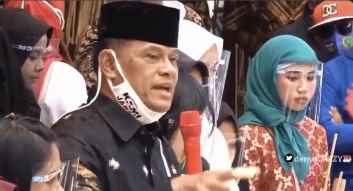 Gatot Nurmantyo berapi-api bela Hafidz Qur'an yang dituduh agen Radikalisme