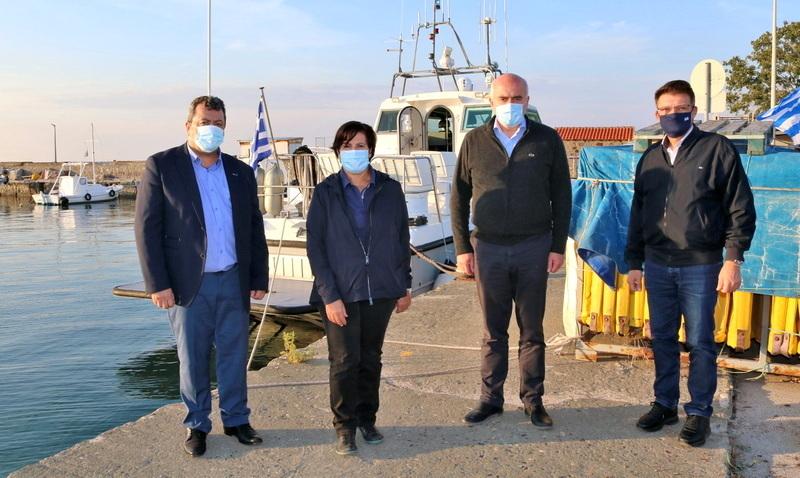 Σκάφος για τη μεταφορά ασθενών από Σαμοθράκη και Θάσο αποκτά το Λιμενικό Σώμα με χρηματοδότηση από την Περιφέρεια ΑΜ-Θ
