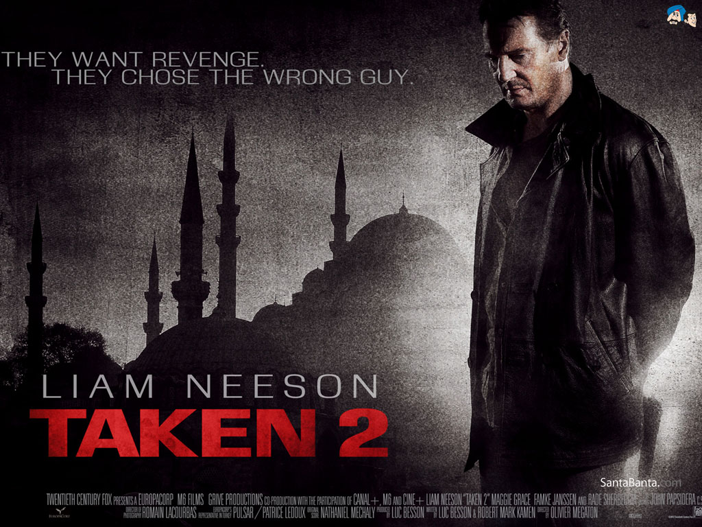 Download Film Taken 2 2012 Unrated Extended Bluray 720p 700mb