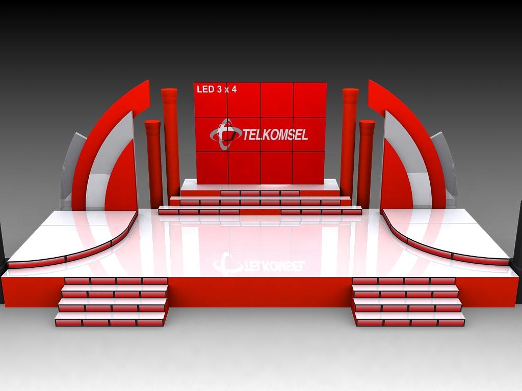 23 Contoh Desain Dekorasi Panggung Indoor Model Desain Rumah Minimalis