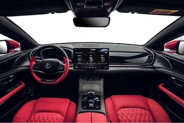 BYD Han EV - Xe điện Trung Quốc thách thức Mercedes E-Class?