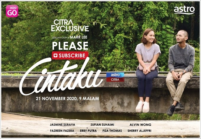 Telefilem | Please Subscribe Cintaku (2020)