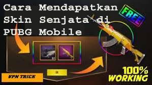 Cara Mendapatkan Skin Senjata di PUBG Mobile 3