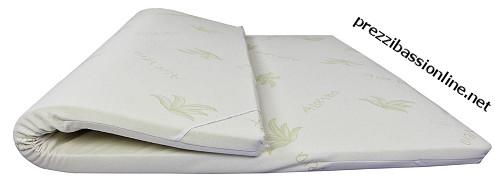 Correggere un materasso duro con un topper in memory foam