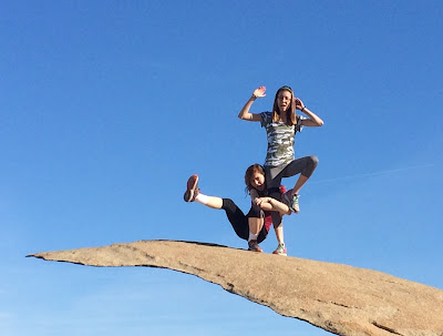 7 random acts of kindness for loved ones with a chronic illness, potato chip rock