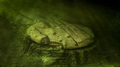 Underwater UFO