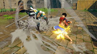 Review One Piece World Seeker