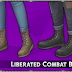 Liberated Combat Boots