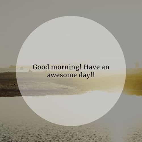 Bilder lächeln guten morgen Guten Morgen!