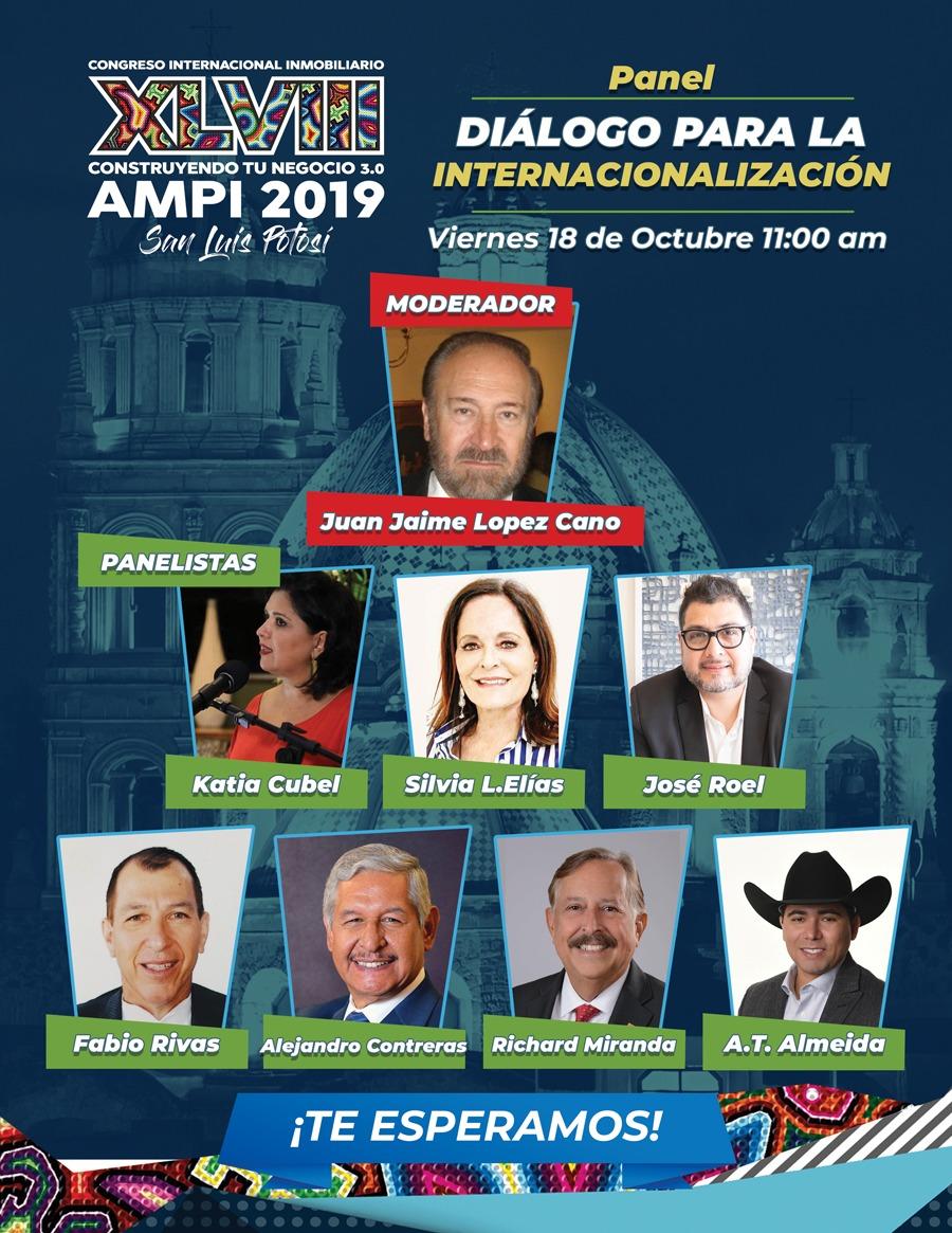 Jornalista Kátia Cubel representa o Brasil em conferências no México