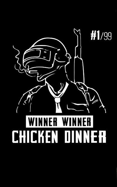 BGMI-PUBG-Winner-Winner-Chicken-Dinner-full-hd-wallpaper