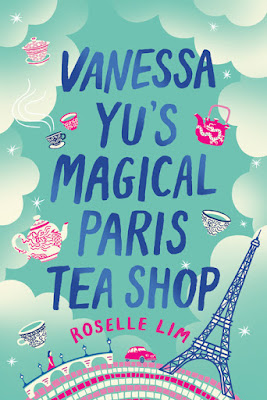 42190175 - Two Reviews: The Cookbook Club and Vanessa Yu's Magical Paris Tea Shop