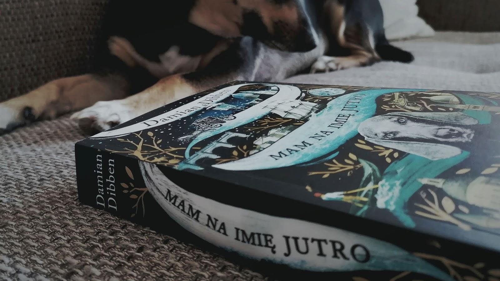 """Pies jako narrator to wcale nie jest przepis na sukces, czyli """"Mam na imię Jutro"""" Damiana Dibbena"""