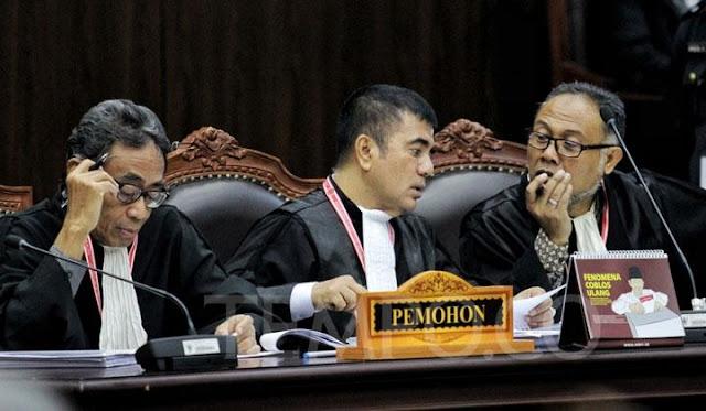 Tim Hukum Prabowo Siapkan 'Argumen Fantastis' di Sidang MK Besok
