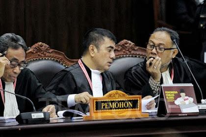 Tim Hukum Prabowo Bakal Siapkan 'Argumen Fantastis' di Sidang MK Besok