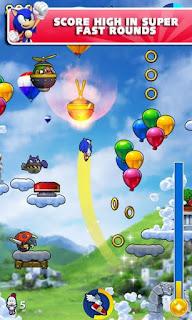 Sonic Jump Fever v1.6.0 Mod Apk Terbaru