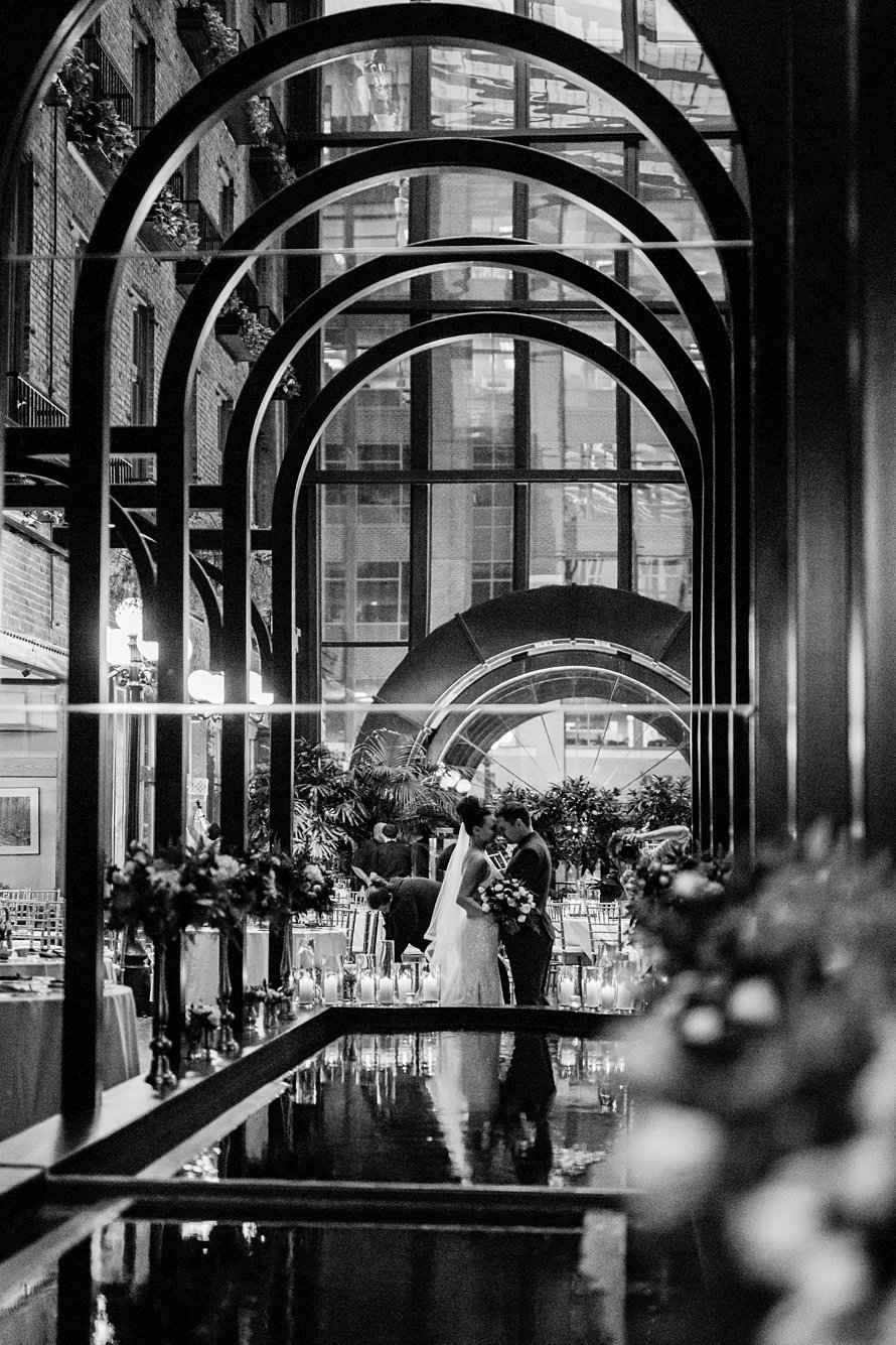 Pioneer Square Wedding Venue-Seattle Wedding Photographers-Fall Wedding-Something Minted Photography