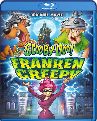Scooby-Doo! Frankencreepy [BD25] [2014] [Latino]