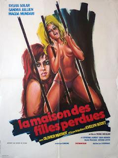 La maison des filles perdues (1974)