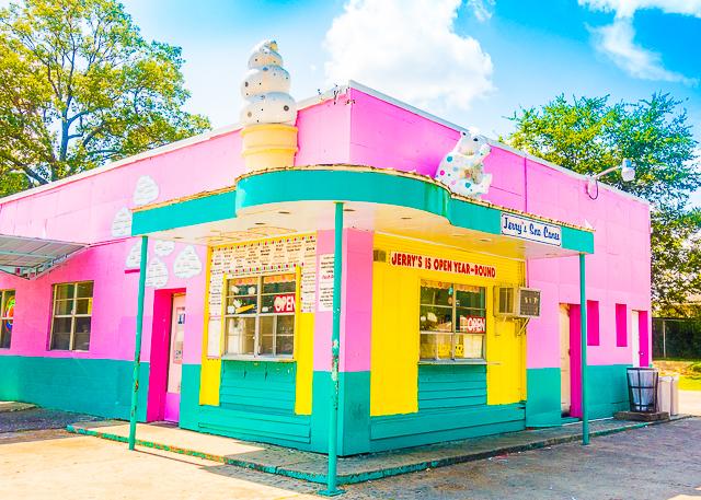 Jerry's Sno Cones - Memphis, TN