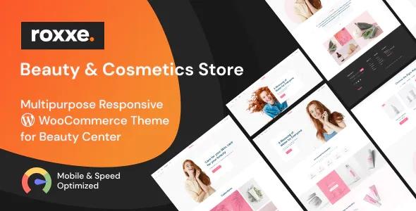 Best Beauty Salon WooCommerce Theme