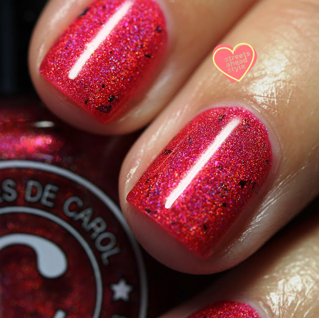 Colores de Carol Give Me A Sign swatch by Streets Ahead Style