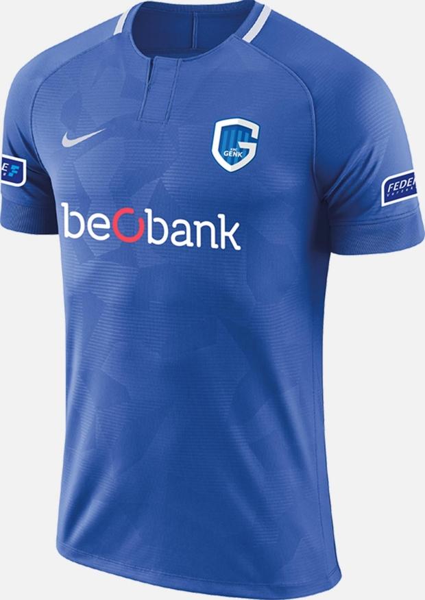 Nike divulga novas camisas do Genk - Show de Camisas 0b0756cb22b72