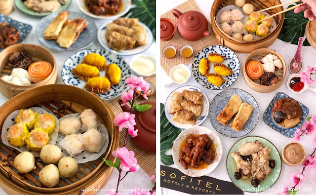 Sofitel Kuala Lumpur Damansara: Frozen Dim Sum Delivery