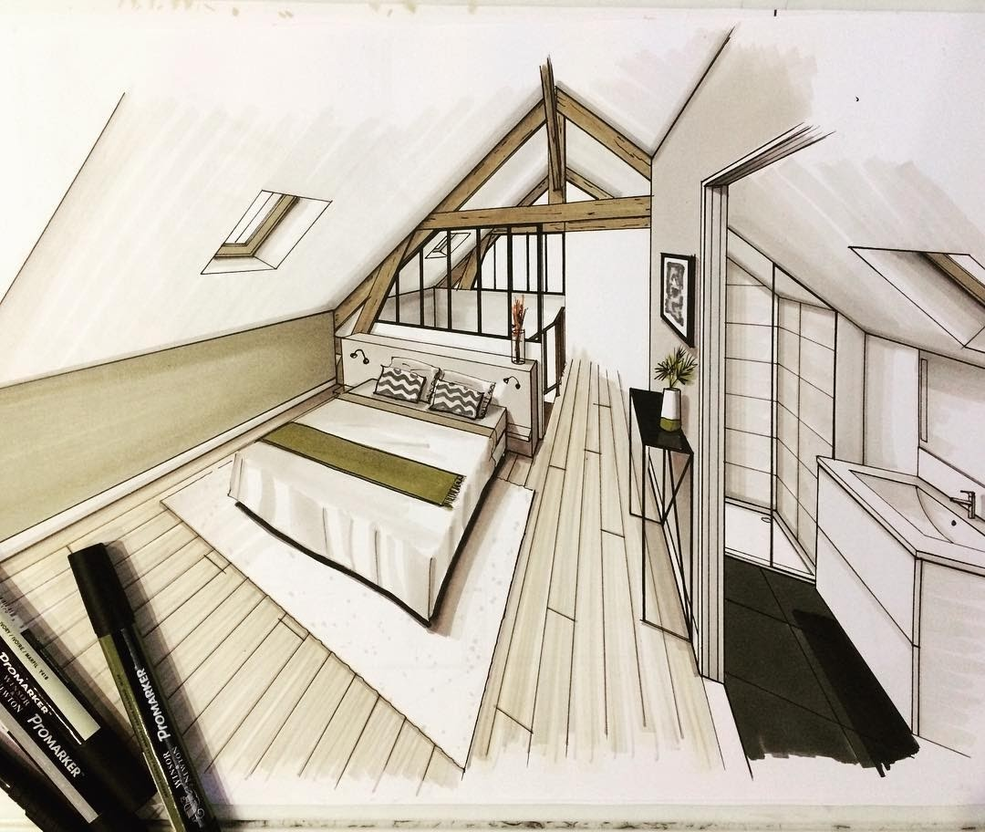 07-Loft-Studio-Jean-Rémi-Desbrousses-A-Passion-for-Interior-Design-Drawings-www-designstack-co