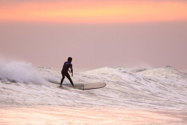Winter Surfing, Surfing, Lifestyle