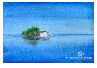 Alappuzha-Backwaters-HuesnShades