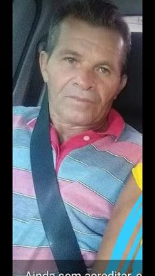 MEMÓRIA ELESBÃO: Há um ano, seu Davi Salgueiro morria em acidente na BR-316.