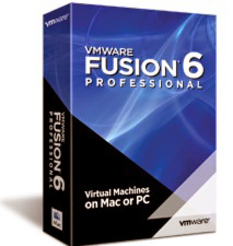 VMware Fusion Pro 6