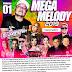 CD MEGA MELODY 2019 VOL.01 (MARÇO E ABRIL) - DJ JAMPIERRY CONSAGRADO