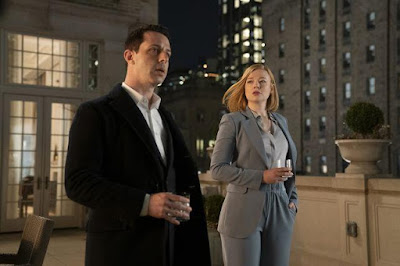 Succession Season 2 Jeremy Strong Sarah Snook Image 1