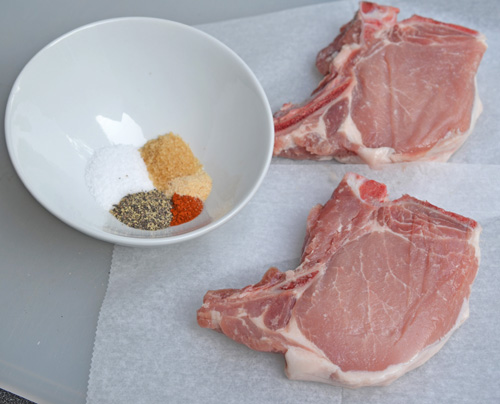 Tips for how to dry brine pork chops