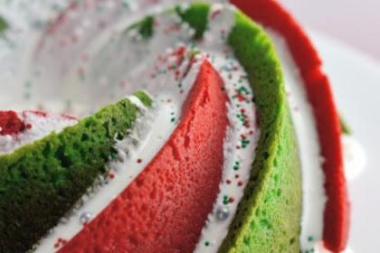 Christmas Bundt Cake #christmas #cake