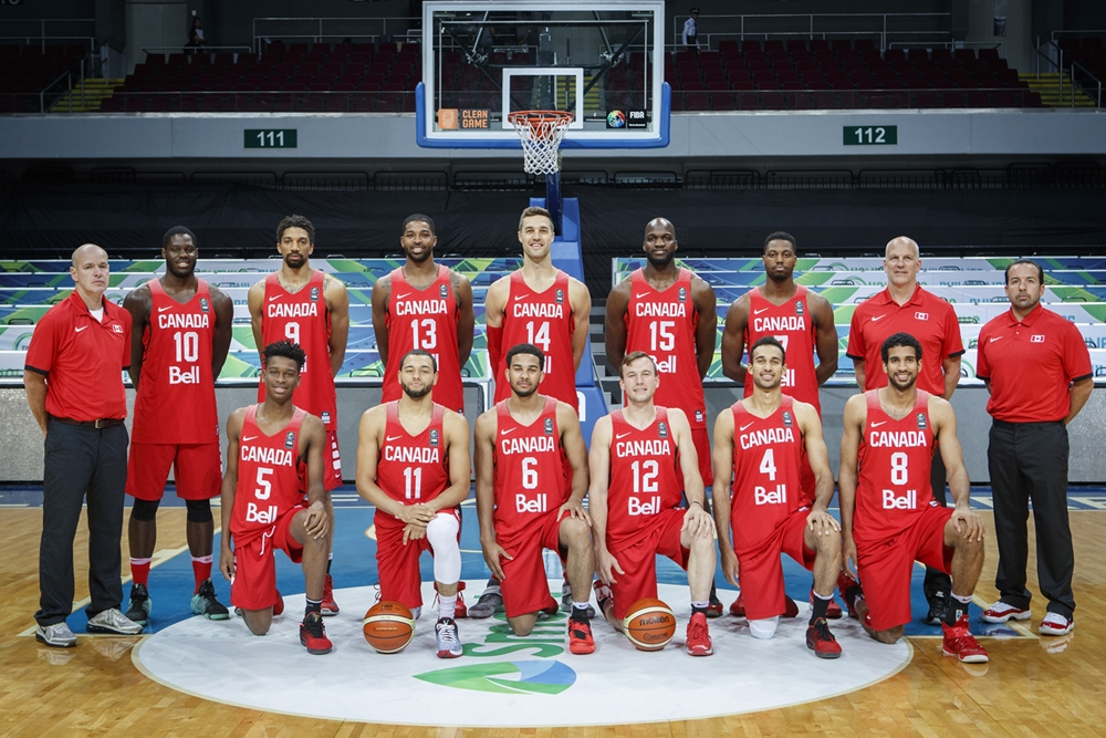 TEAM PHOTOS |  2016 FIBA Olympic Qualifying Tournament in Manila